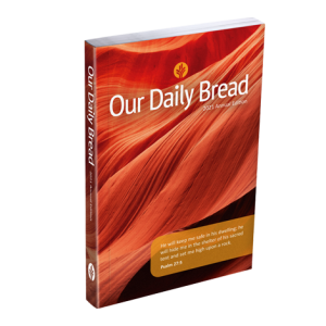 Our Daily Bread Annual English 2021